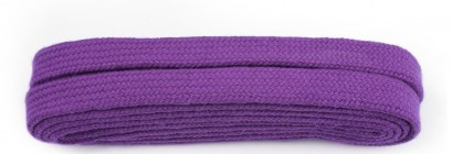 Purple Flat 9mm 100cm
