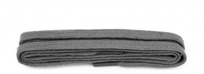 Grey Fine Flat Laces