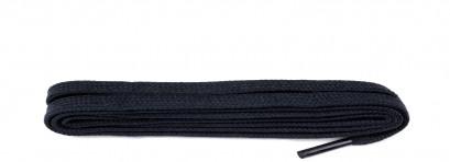 Navy Fine Flat Laces