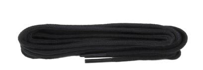 Black 2mm Round Laces