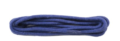Royal Blue Fine Round Laces 60cm