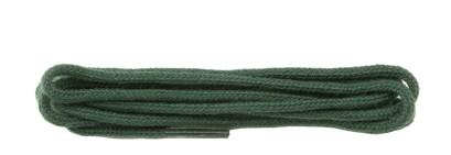 Green Fine Round Laces