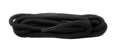 Black Cord Round Laces