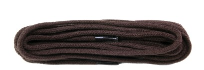 Dark Brown Fine Round Laces