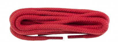 Red Cord Round Laces