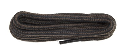 Kicker Brown/black Round Cord Laces