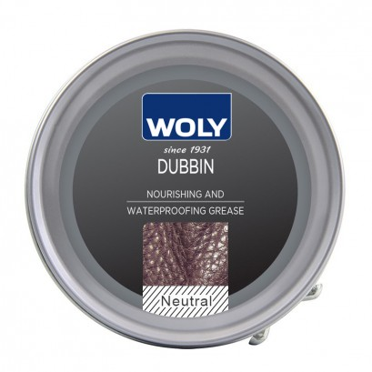 Woly Neutral Dubbin 100ml