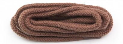 Tan Cord Round Laces