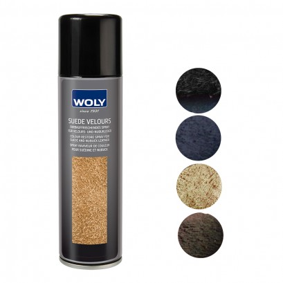 Woly Suede & Nubuck Renovator 250ml Spray