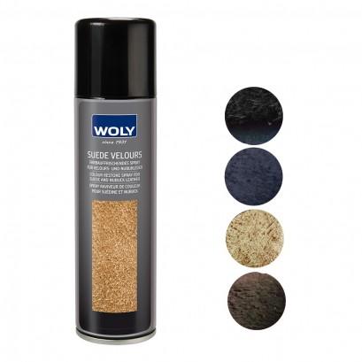 Woly Suede & Nubuck Renovator 250ml Spray