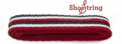 Fashion Red/white/green Stripe