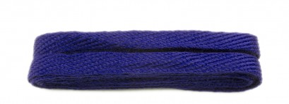 Dark Blue/cobalt 120cm American Flat 10mm Laces