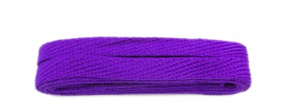 Purple 120cm American Flat 10mm Banded
