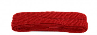 Red 120cm American Flat Banded