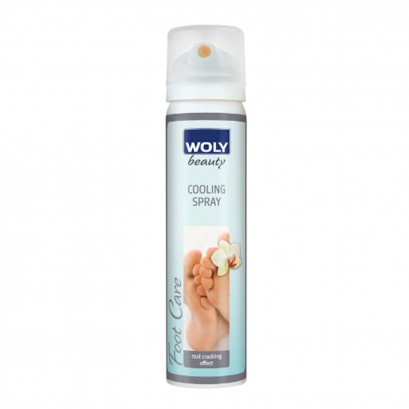 Woly Beauty Cooling Spray For Perfect Feet 75ml
