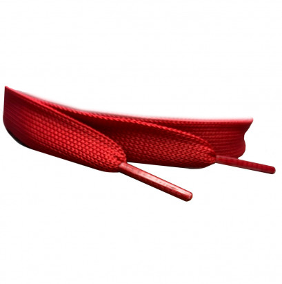 Red Mcqueen Style Laces 120cm