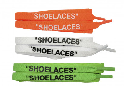 Off White Style Laces
