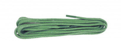 Jade 3mm Round Waxed Laces