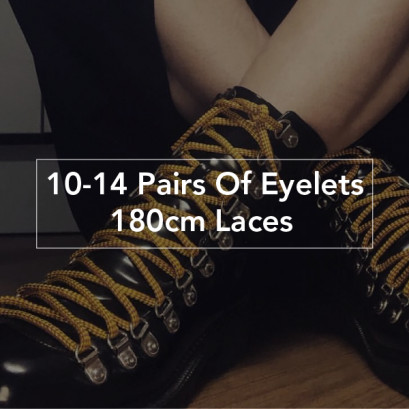 Hiking Boot Laces180cm