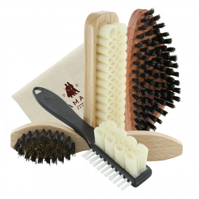 Brushes & Polishing Cloths