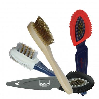 Suede Brushes