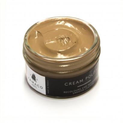 Famaco Beige Dark Cream Polish 50ml