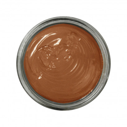 Famaco Tan Dark Noisette Cream Polish 50ml