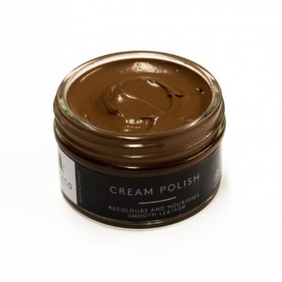 Famaco Tan Dark Merisier Cream Polish 50ml