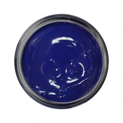Famaco Blue Electric Cream Polish 50ml ~ 312