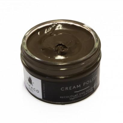 Famaco Khaki Glaise Algue Cream Polish 50ml