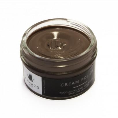 Famaco Taupe Gabardine Cream Polish 50ml