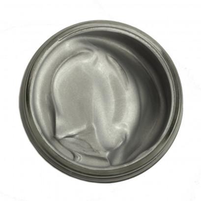 Famaco Metallic Sliver Cream Polish 50ml