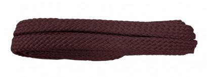 Burgundy 120cm Flat Cx Laces