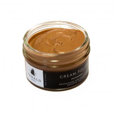 Famaco Beige Cuir Cream Polish 50ml