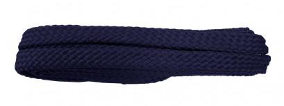 Navy 120cm Flat Cx Laces