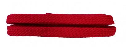 Red 120cm Flat Cx Laces