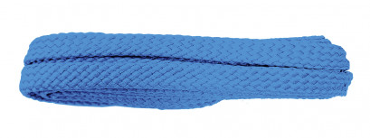 Light Blue 120cm Flat Cx Banded