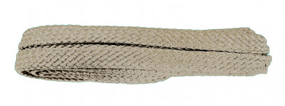 Taupe 120cm Flat Cx Banded
