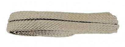 Taupe 120cm Flat Cx Laces