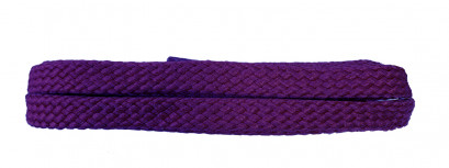 Purple 120cm Flat Cx Banded