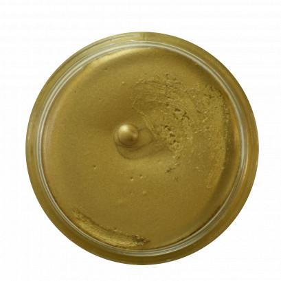 Woly Metallic Gold Cream Polish 50ml