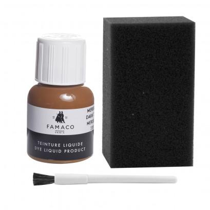 Famaco Dark Tan Dye Design Paint 30ml