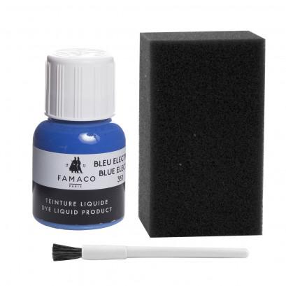 Famaco Blue Elec Dye Design Paint 30ml