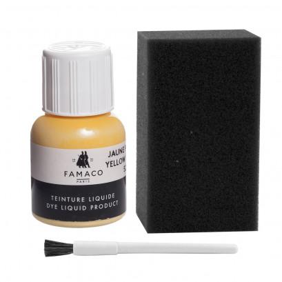 Famaco Yellow Pouss Dye Design Paint 30ml