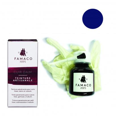 Famaco Violet Dye Suede, Leather & Nubuck Permanent Dye