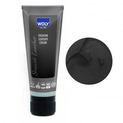 Woly Fashion Leather Cream Grey Dark Grey 75ml