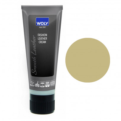 Woly Fashion Leather Cream Neutral Cashmere 75ml