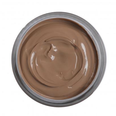 Woly Light Brown Cream Polish 50ml