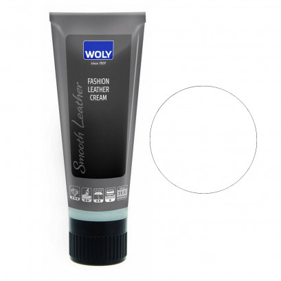Woly White Fashion Leather Cream 75ml