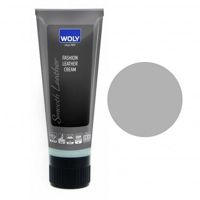 Woly Fashion Leather Cream Grey 75ml
